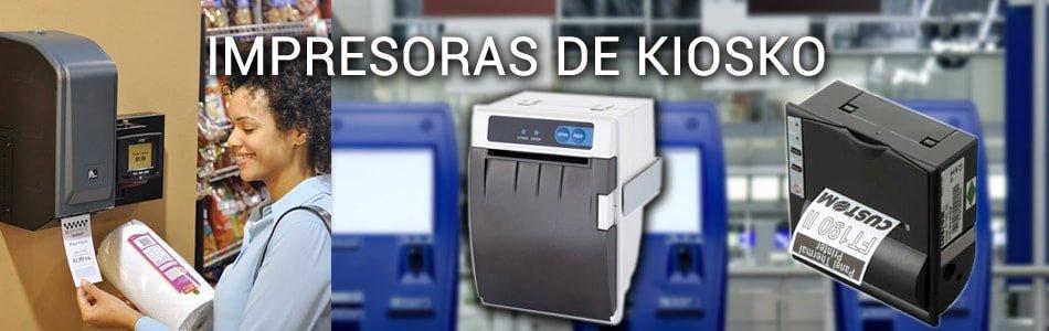 Impresoras de Kiosko